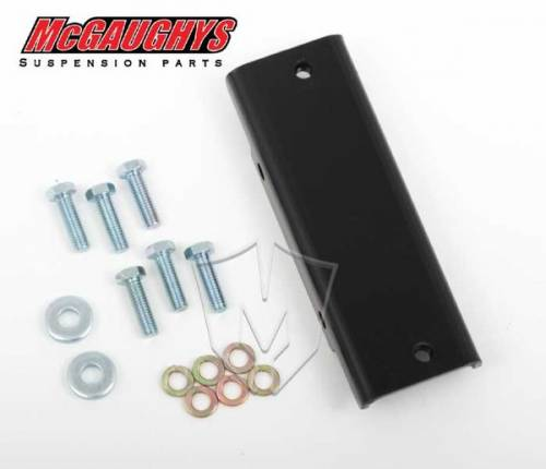 Drivetrain - Carrier Bearing Drop Kits - Mcgaughys Suspension Parts - 2004-2008 Ford F-150 Pickup 2wd Carrier Bearing Relocator