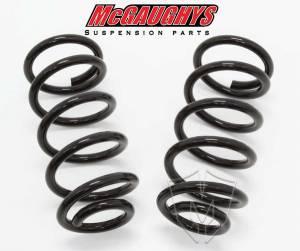 Suspension Components - Front Coil Springs - Mcgaughys Suspension Parts - 1999-2016 Chevrolet, GMC 1500 Pikcup 1 Inch Front Coils - Ext. & Quad Cab