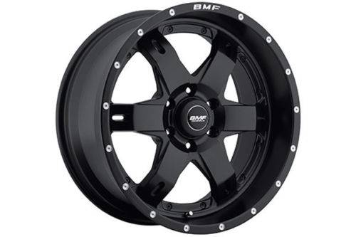 BMF Wheels - 20X9 R.E.P.R. Stealth Black 6X5.5, 0mm