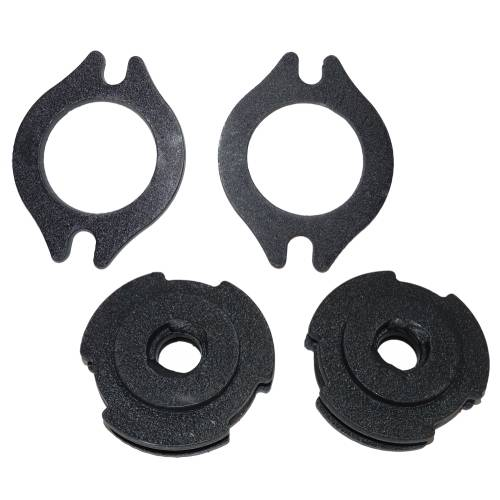 Suspension - Suspension Leveling Kits - Traxda - 2002-2009 Chevrolet Blazer, GMC Envoy 2.5 Inch Leveling Kit