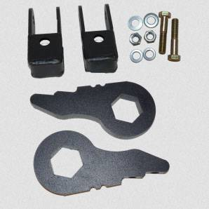 Suspension - Suspension Leveling Kits - Traxda - 1999-2006 Chevrolet Silverado, GMC Sierra 1500 2-3 Inch Front Level Kit