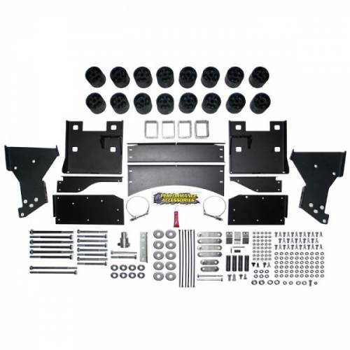 Performance Accessories - PA10313 | 3 Inch GM Body Lift Kit (Diesel Engine ONLY)