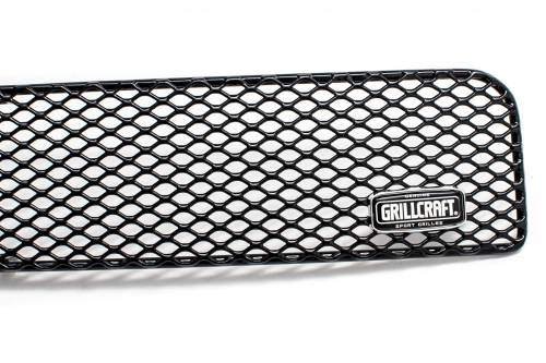GrillCraft Sport Grilles - TOY1947B | MX Grille Lower Insert - Black Powder Coat - Image 3
