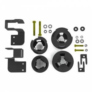 Traxda - 2014-2016 Ram 2500 Pickup 4wd 3.5 / 2.0 Leveling Lift Kit