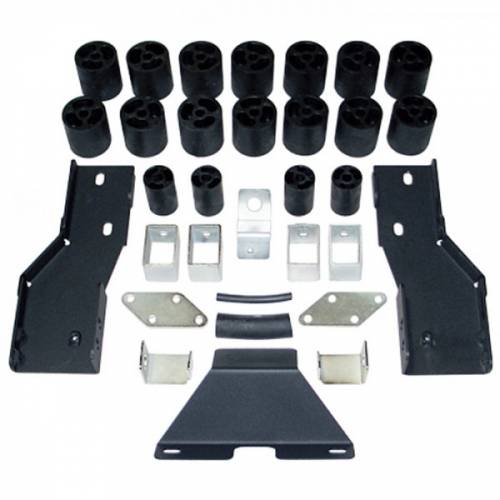 Suspension - Body Lift Kits - Performance Accessories - PA10153 | 1 Inch GM Body Lift Kit