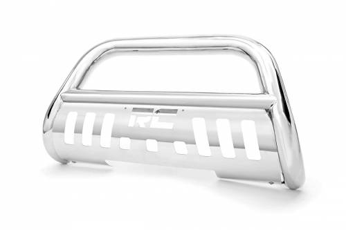 Exterior - Bull Bars - Rough Country Suspension - B-C1071 | GM Stainless Steel Bull Bar