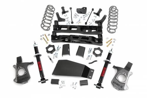 Spotlight Products - Daily Deals - Rough Country Suspension - 209.23 | 7.5 Inch GM Suspension Lift Kit with Struts