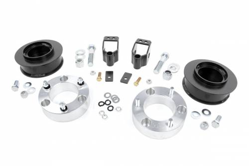 Suspension - Suspension Lift Kits - Rough Country Suspension - 762 | 3 Inch Toyota Suspension lift Kit (with X-REAS)