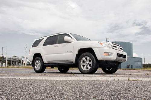 Rough Country Suspension - 763   2 Inch Toyota Suspension Lift Kit - Image 2