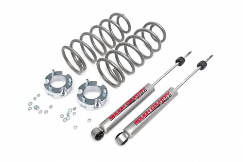 Suspension - Suspension Lift Kits - Rough Country Suspension - 77130 | 3 Inch Toyota Suspension Lift Kit