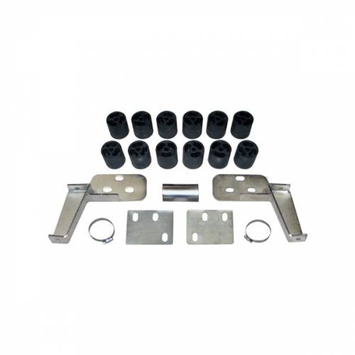 Performance Accessories - PA123 | 3 Inch GM Body Lift Kit (Excludes Denali)