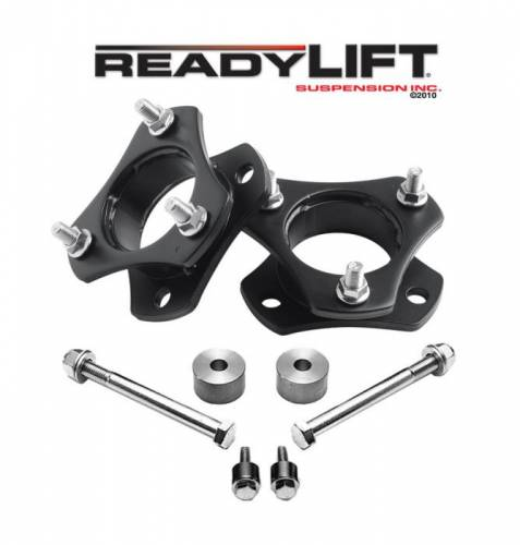 ReadyLIFT Suspensions - 66-5000 | 3 Inch Toyota Front Leveling Kit (Strut Extension)