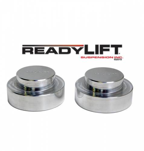 ReadyLIFT Suspensions - 66-3010 | 1 Inch GM Rear Coil Spring Spacer