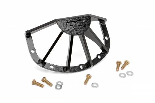 JK Wrangler - JK Armor / Skid Plates - Rough Country Suspension - 1035 | Jeep Dana 30 Diff Guard