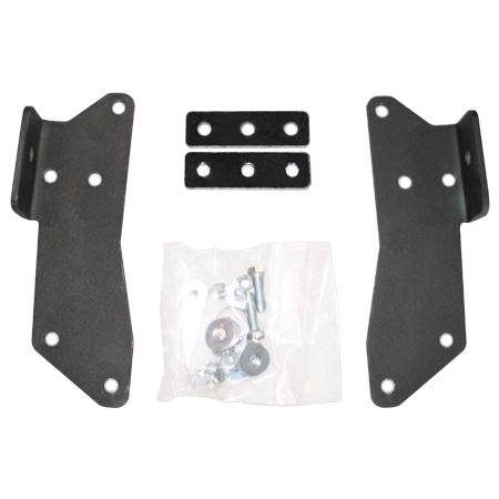 Performance Accessories - PA10002 | GM Rear Bumper Brackets (Pickup ONLY)