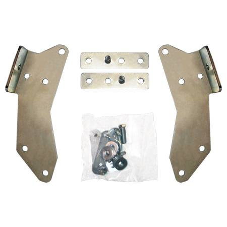 Performance Accessories - PA10003 | GM Rear Bumper Brackets (Pickup ONLY)