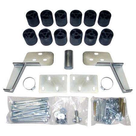 Suspension - Body Lift Kits - Performance Accessories - PA10023 | 3 Inch GM Body Lift Kit