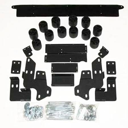 Suspension - Body Lift Kits - Performance Accessories - PA10173 | 3 Inch GM Body Lift Kit (Without Body Cladding)