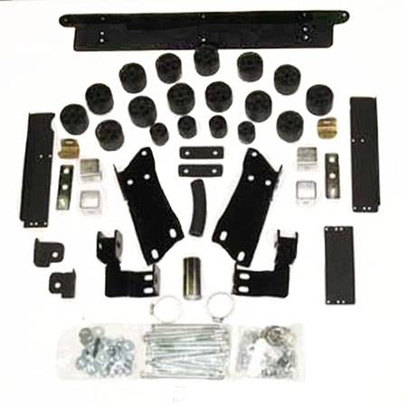 Performance Accessories - PA10132 | 2 Inch GM Body Lift Kit