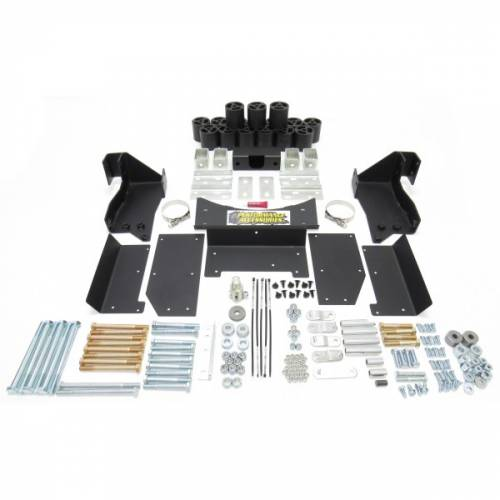 Performance Accessories - PA10253 | 3 Inch GM Body Lift Kit (Diesel Engine ONLY)