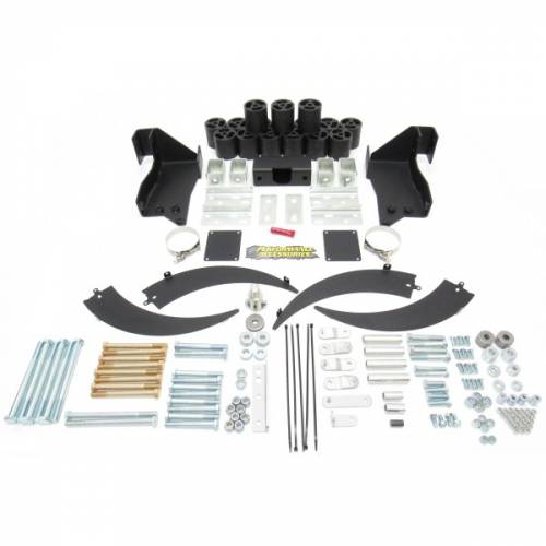 Performance Accessories - PA10263 | 3 Inch GM Body Lift Kit (Gas Engine ONLY)