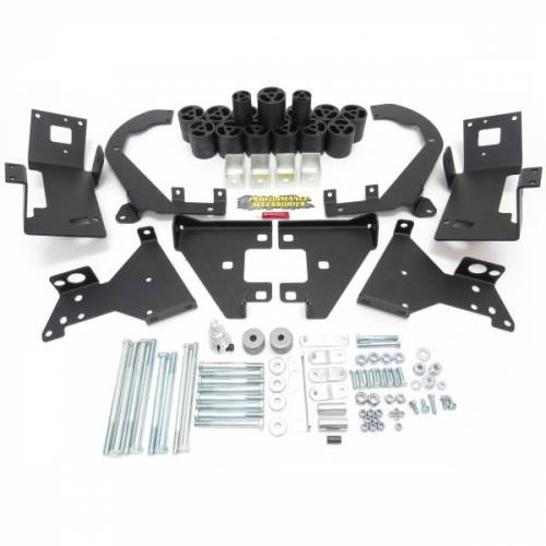 Suspension - Body Lift Kits - Performance Accessories - PA10343 | 3 Inch GM Body Lift Kit