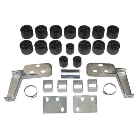 Suspension - Body Lift Kits - Performance Accessories - PA112 | 2 Inch GM Body Lift Kit