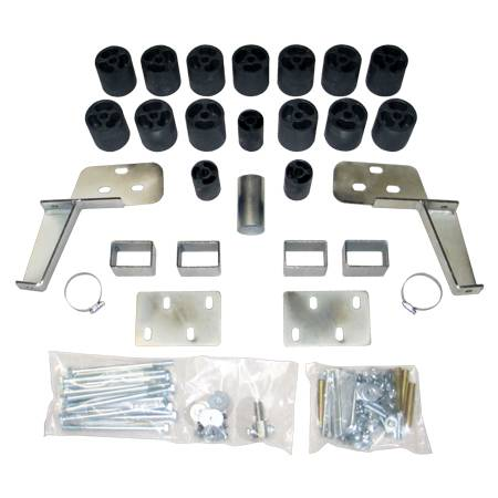Performance Accessories - PA113 | 3 Inch GM Body Lift Kit