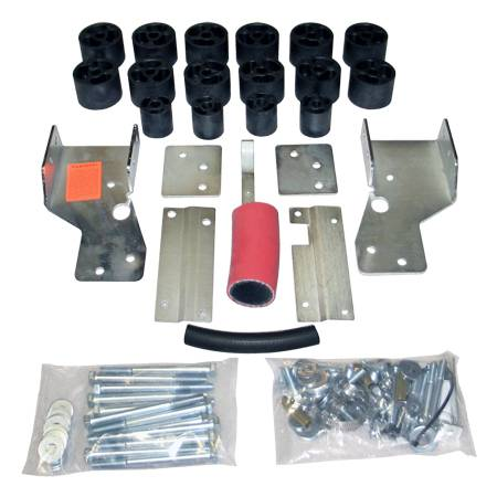 Performance Accessories - PA152 | 2 Inch GM Body Lift Kit