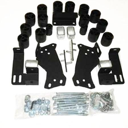 Performance Accessories - PA183 | 3 Inch GM Body Lift Kit