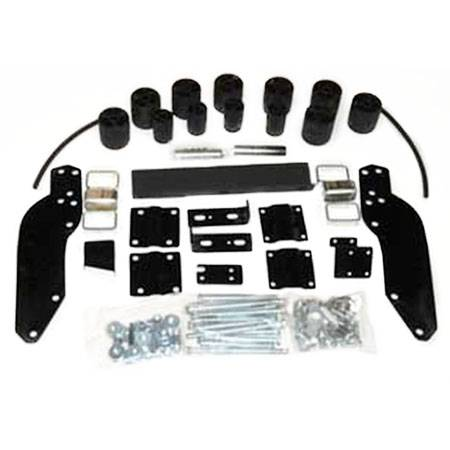 Performance Accessories - PA40033 | 3 Inch Nissan Body Lift Kit (Except Crew Cab)