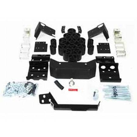 Performance Accessories - PA40053 | 3 Inch Nissan Body Lift Kit