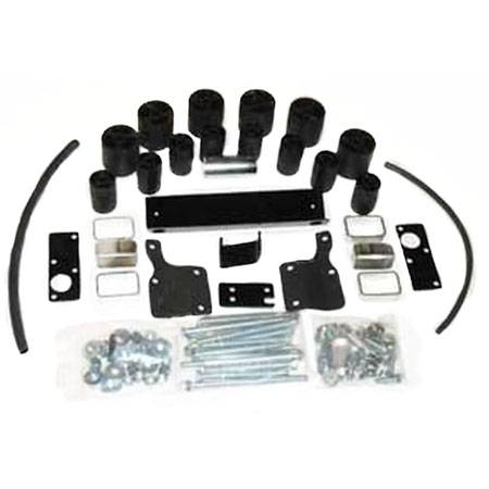 Performance Accessories - PA4063 | 3 Inch Nissan Body Lift Kit (Manual Transmission ONLY)
