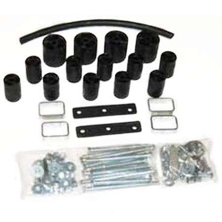 Performance Accessories - PA5073 | 3 Inch Toyota Body Lift Kit (Automatic Transmission Requires 9628)