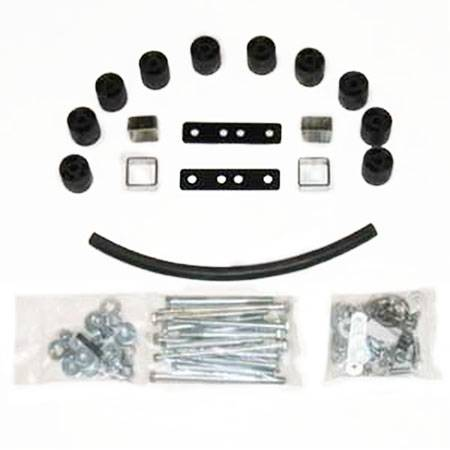 Performance Accessories - PA5082 | 3 Inch Nissan Body Lift Kit (Automatic Transmission Requires 9628)