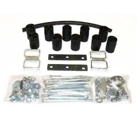 Performance Accessories - PA5083 | 3 Inch Nissan Body Lift Kit (Automatic Transmission Requires 9628)