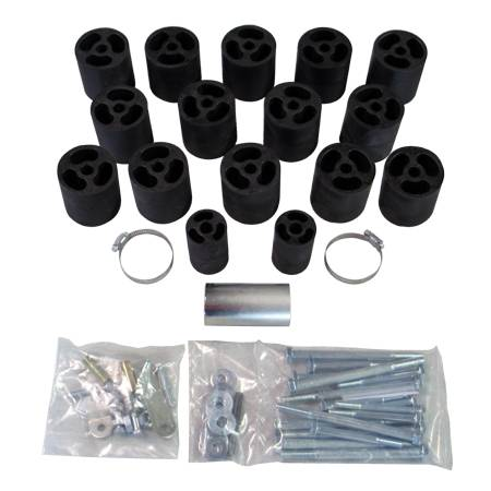 Performance Accessories - PA533X | 3 Inch GM Body Lift Kit (Standard Cab ONLY)
