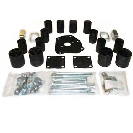 Performance Accessories - PA5503M | 3 Inch Toyota Body Lift Kit (Automatic Transmission Requires 9628)