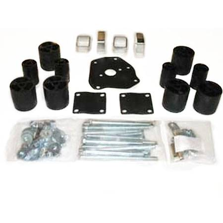 Performance Accessories - PA5513M | 3 Inch Toyota Body Lift Kit (Manual Transmission ONLY)