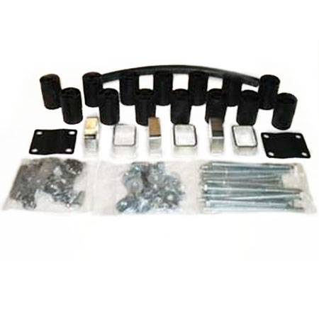 Performance Accessories - PA5523 | 3 Inch Toyota Body Lift Kit