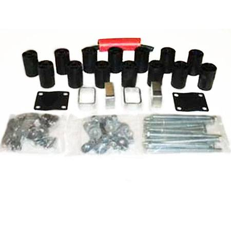 Performance Accessories - PA5533 | 3 Inch Toytoa Body Lift Kit (6 Lug ONLY)