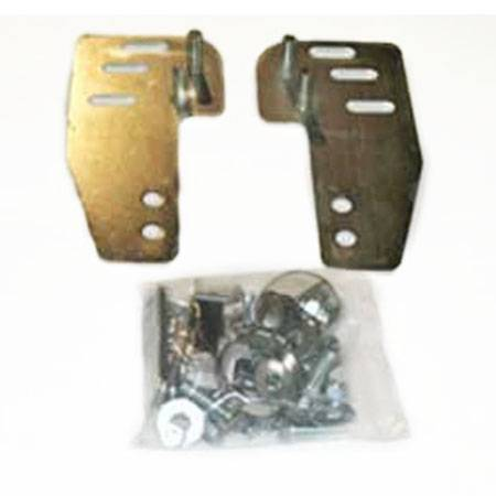Performance Accessories - PA60023 | 3 Inch Dodge Rear Bumper Brackets