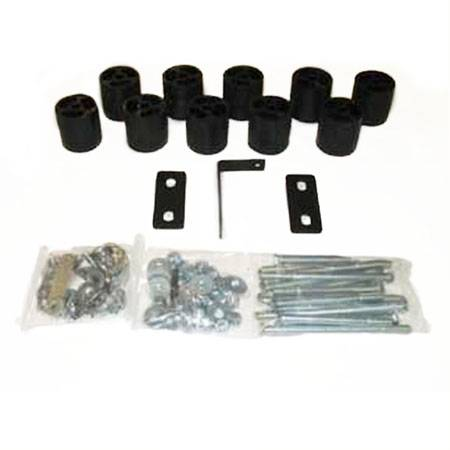 Performance Accessories - PA843 | 3 Inch Ford Body Lift Kit