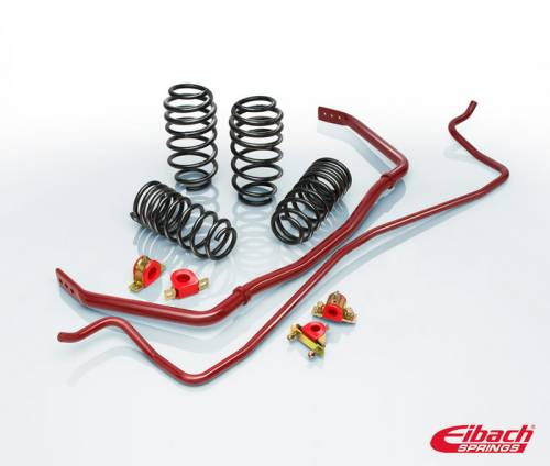 Eibach Springs - 1577.880 | PRO-PLUS (PRO-KIT Springs & ANTI-ROLL-KIT Sway Bars)