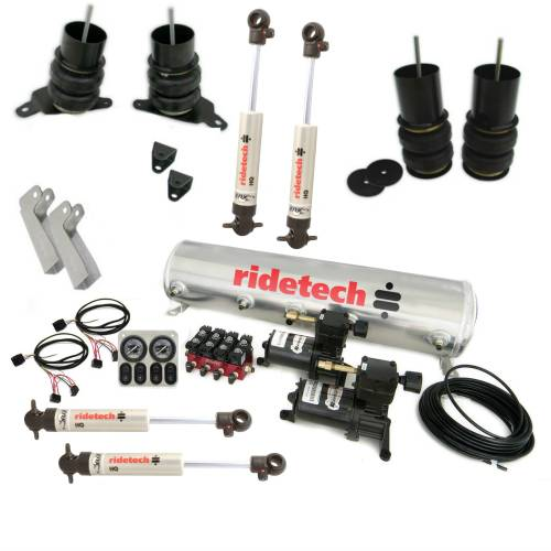 Performance Air Suspension - Universal Kits - Air Ride Technologies - 11280198 | Level 1 Air Suspension System