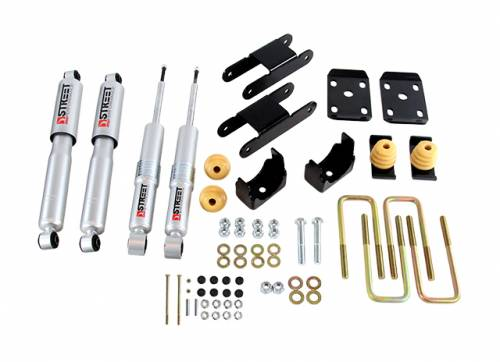 Belltech Suspension - 999SP | Complete 3/4 Lowering Kit with Street Performance Shocks