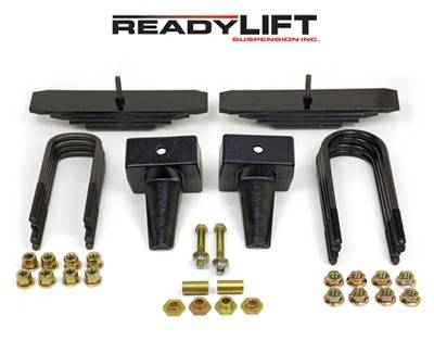 Suspension - Suspension Lift Kits - ReadyLIFT Suspensions - 69-2086 | 2 Inch Ford SST Lift Kit - 2.0 F / 2.0 R