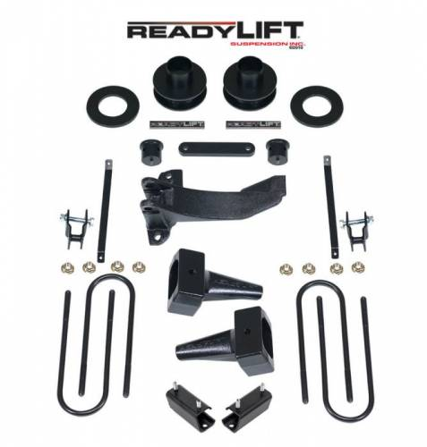 Suspension - Suspension Lift Kits - ReadyLIFT Suspensions - 69-2511TP | 2.5 Inch Ford SST Lift Kit - 2.5 F / 1.0-3.0 R