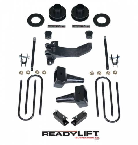 Suspension - Suspension Lift Kits - ReadyLIFT Suspensions - 69-2527 | 2.5 Inch Ford SST Lift Kit - 2.5 F / 1.5-3.0 R