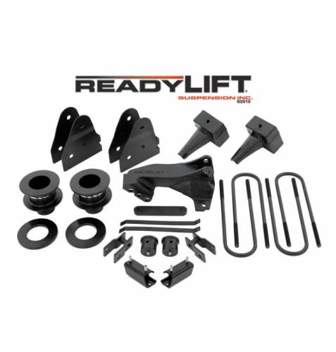 Suspension - Suspension Lift Kits - ReadyLIFT Suspensions - 69-2531 | 3.5 Inch Ford SST lift Kit - 3.5 F / 1.5-3.0 R